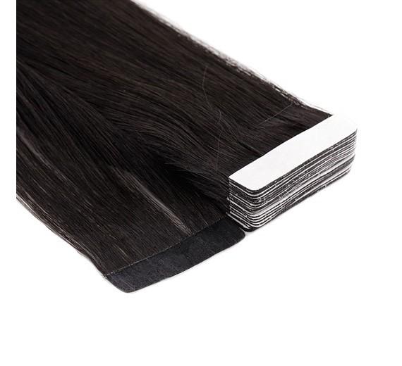 Tape on hair extensions - Hår extensions med tape