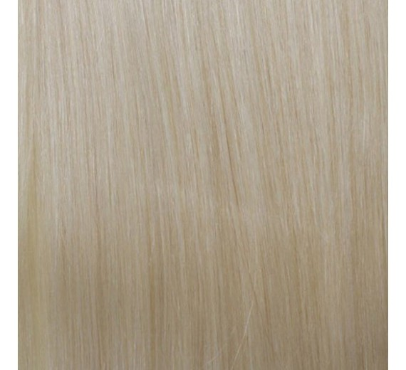 Clips in extensions - Hair extensions ved Avezu med clips extensions i 613# Divine