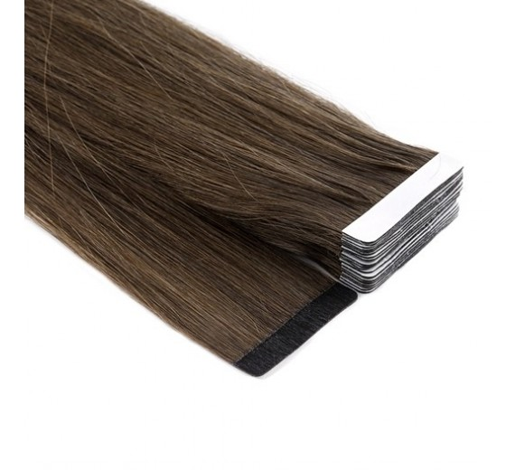 Tape on hair extensions - Hårextension med Tape
