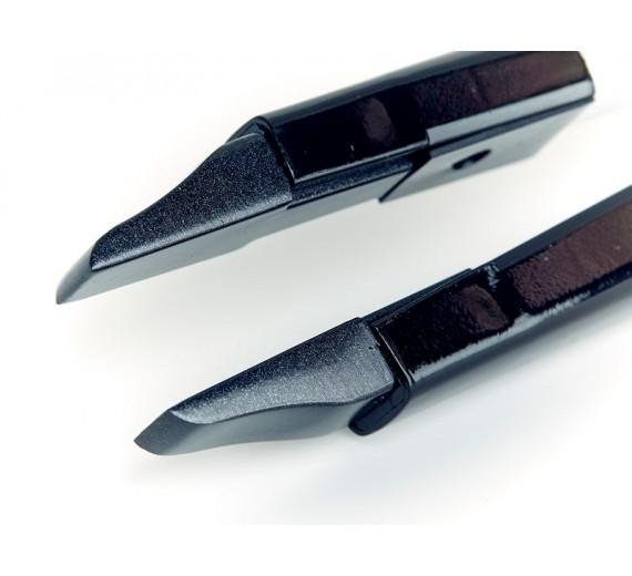 Connector til hair extensions - Brug varmetangen til påsætning af hår extensions