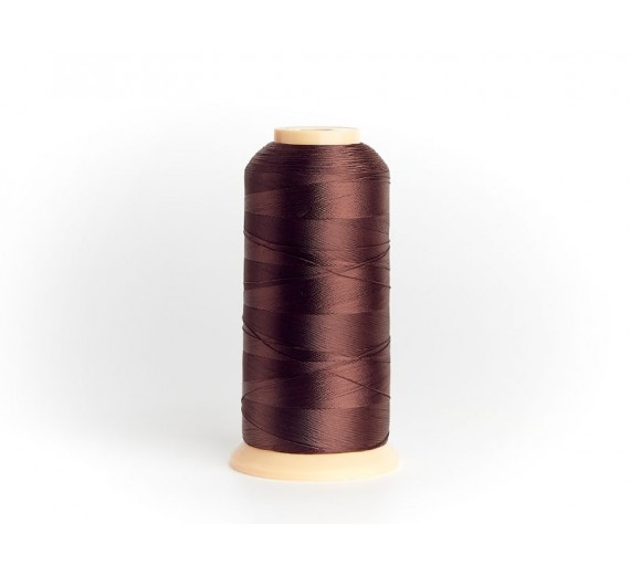 Trådrulle - Hair extensions - Brun