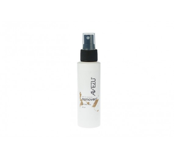 Avezu Remover opløsning væske til hot fusion extensions & Tape on hair extensions - 100 ml.