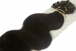 Hot Fusion - Micro bonds extensions - Body Wave 20 totter 1 gram