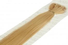 Trense hår extensions 60 gram pr pakke - 22# Lysblond