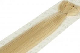 Trense hår extensions 60 gram pr pakke - 613# Divine
