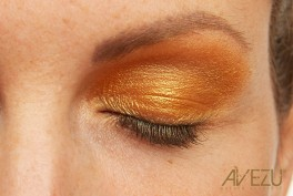 Colair Opalescents - Dinair airbrush makeup - Øjenskygger - Aztec gold