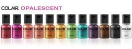Colair Opalescents - Dinair airbrush makeup - Øjenskygger