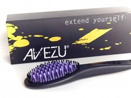 Avezu Glattebørste - Elektrisk glattebørste - Straightening brush