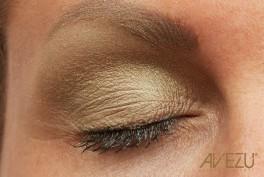Glamour Øjenskygge - Dinair airbrush makeup - Moss green