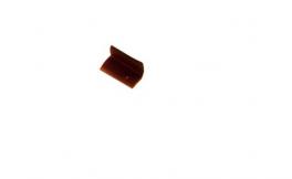 100 stk. Refill keratin bondings til Hot fusion extensions - Brun