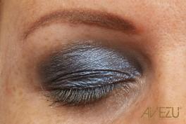 Glamour Øjenskygge - Dinair airbrush makeup - Sapphire Blue