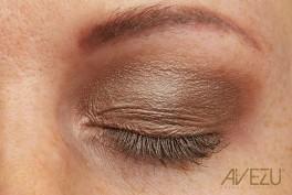 Glamour Øjenskygge - Dinair airbrush makeup - Taupe