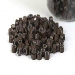 Brun Microringe M/silikone