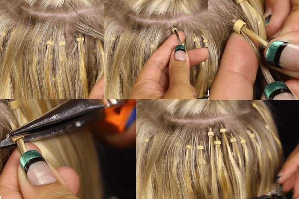 AVEZU cold fusion hairextensions