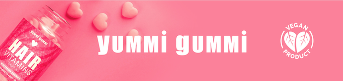 Yummi Gummi hårvitaminer - Køb dem billigst hos Avezu