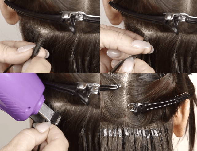AVEZU ultra sound hairextensions